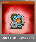 Quest of Dungeons Foil 1