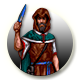 Realms of Arkania 2 Badge 2