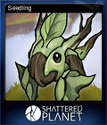 Shattered Planet Card 5