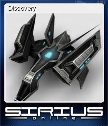 Sirius Online Card 3