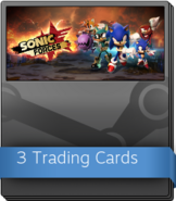 Sonic Forces Booster Pack