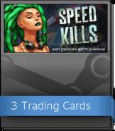 Speed Kills Booster Pack
