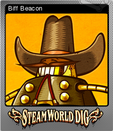 SteamWorld Dig Foil 5