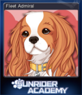 Sunrider Academy Card 6