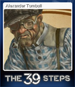 The 39 Steps Card 1
