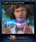 Time Mysteries The Ancient Spectres Card 5