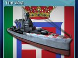 Victory At Sea - The Zara