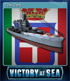 Victory At Sea Card 4