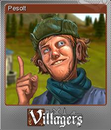 Villagers Foil 5