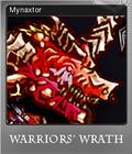 Warriors' Wrath Foil 4