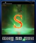 Why So Evil Card 3