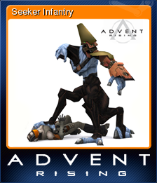 Advent Rising Card 11
