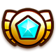 Awesomenauts Badge 3