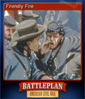 Battleplan American Civil War Card 6