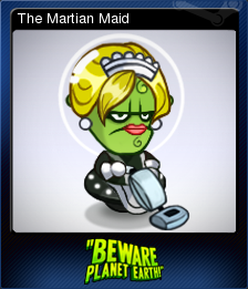 Beware Planet Earth Card 2
