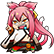 BlazBlue Chronophantasma Extend Emoticon Kokonoe