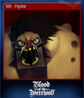 Blood of the Werewolf Card 3