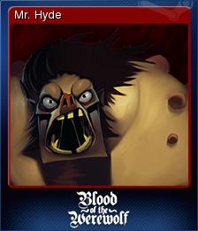 Blood of the Werewolf Card 3