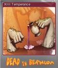 Dead In Bermuda Foil 6
