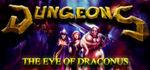 Dungeons The Eye of Draconus Logo