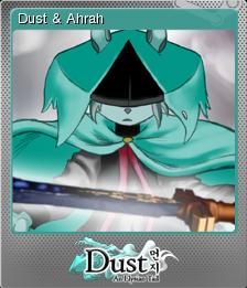 Dust An Elysian Tail Foil 8