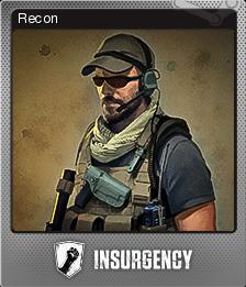 Insurgency Foil 6