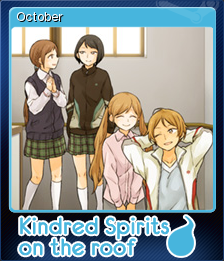 Kindred Spirits on the Roof Card 7