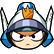 Mighty Switch Force Hyper Drive Edition Emoticon patty