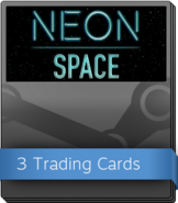 Neon Space Booster Pack