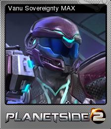PlanetSide 2 Foil 6