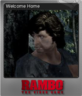 Rambo The Video Game Foil 3