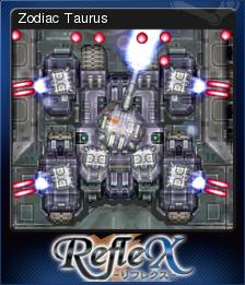 RefleX Card 7
