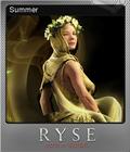 Ryse Son of Rome Foil 09