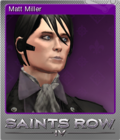 Saints Row IV Foil 5