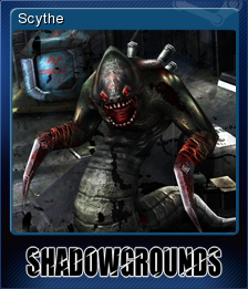 Shadowgrounds Card 5