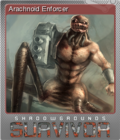 Shadowgrounds Survivor Foil 1