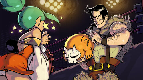Skullgirls Artwork 12