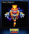 Sonic Mania Card 3