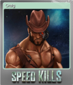 Speed Kills Foil 3