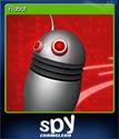 Spy Chameleon - RGB Agent Card 1