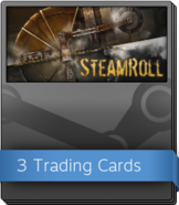 Steamroll Booster Pack