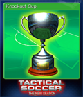 Tactical Soccer The New Season Card 2