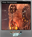 The Battle for Sector 219 Foil 13