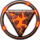 The Red Solstice Badge 4