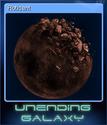Unending Galaxy Card 5