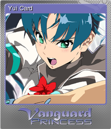 Vanguard Princess Foil 06