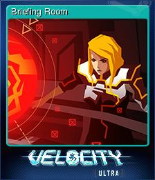 Velocity Ultra Card 1
