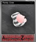 Absconding Zatwor Foil 6