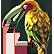 Amulet of Dreams Emoticon AoD Parrot