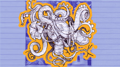 Ballpoint Universe Infinite Artwork 06